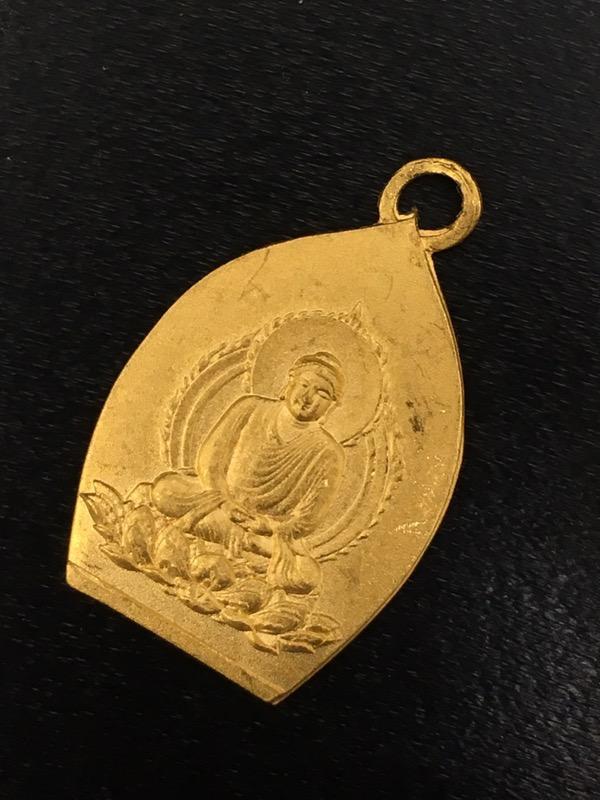 24金仏像